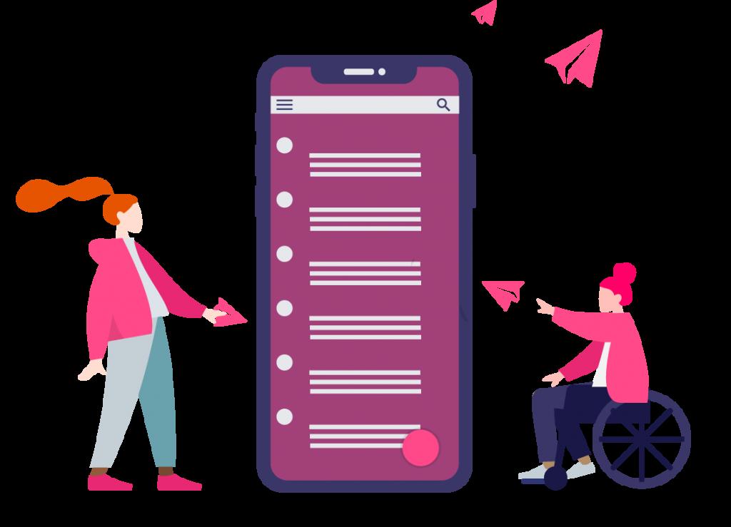 diseño de un mobile digital marketing