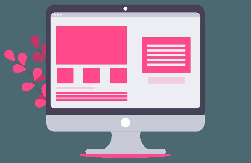 drawing web developing